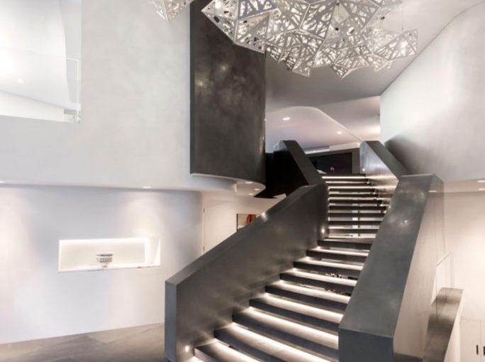 iluminatul idei scările