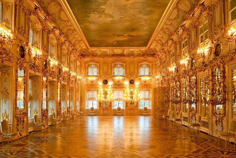 Definiția luxului: Palatele din Rusia