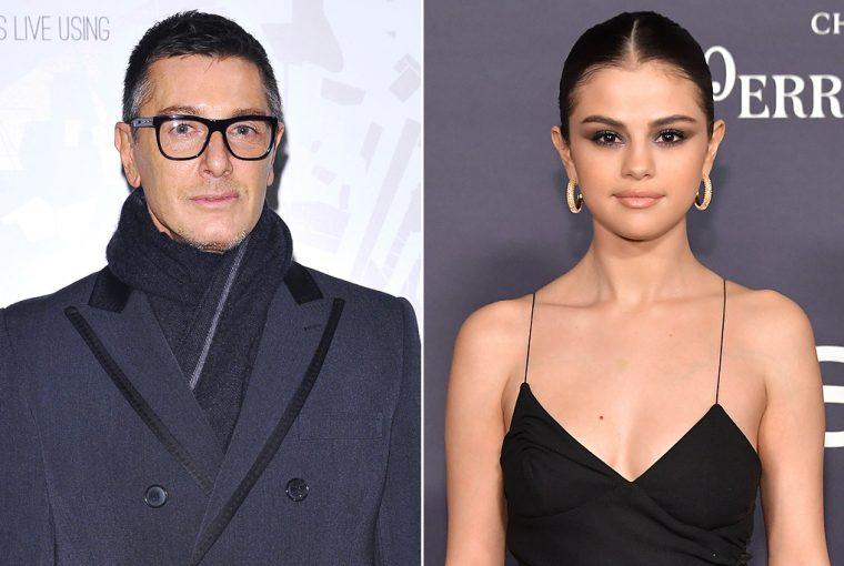 Stefano Gabbana, Stefano Gabbana critică alegerile vestimentare ale lui Selena Gomez