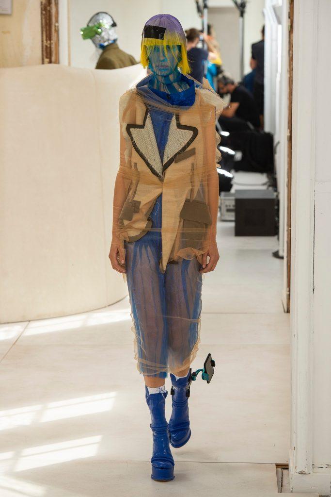 Maison Margiela, Maison Margiela couture toamnă 2018