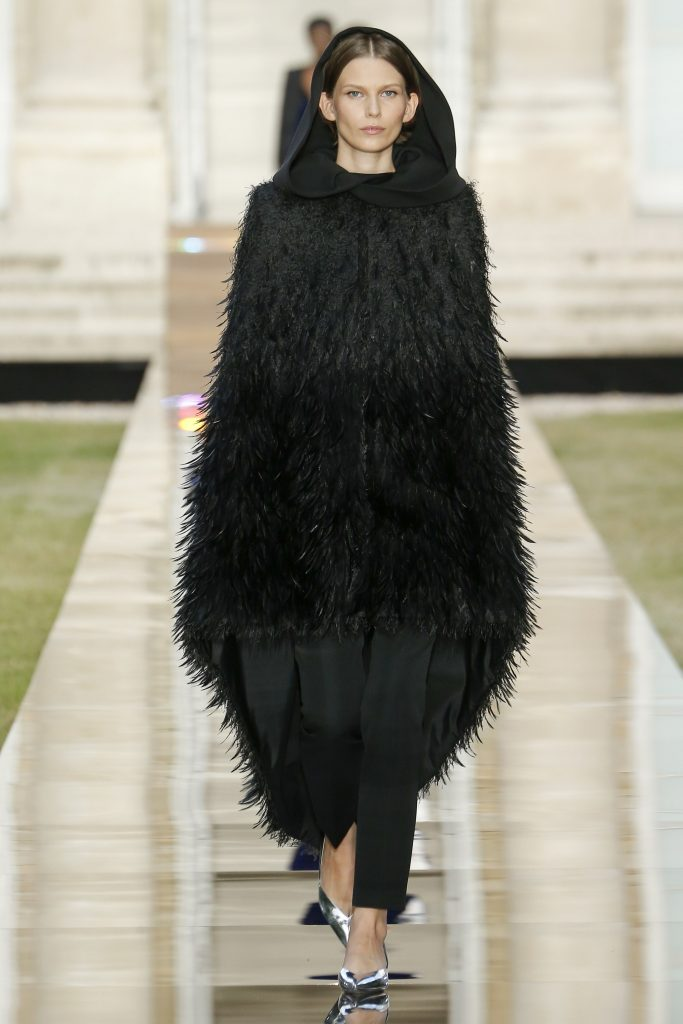 Givenchy, Givenchy couture toamnă 2018