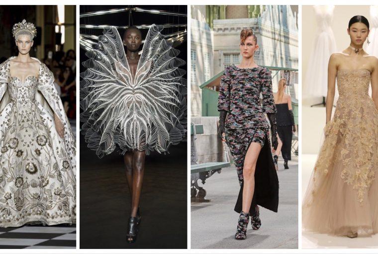 Fashion Week, În câte ore crezi că au fost realizate ținutele din cadrul Couture Fashion Week toamnă 2018?