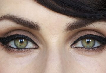 machiajul ca eye