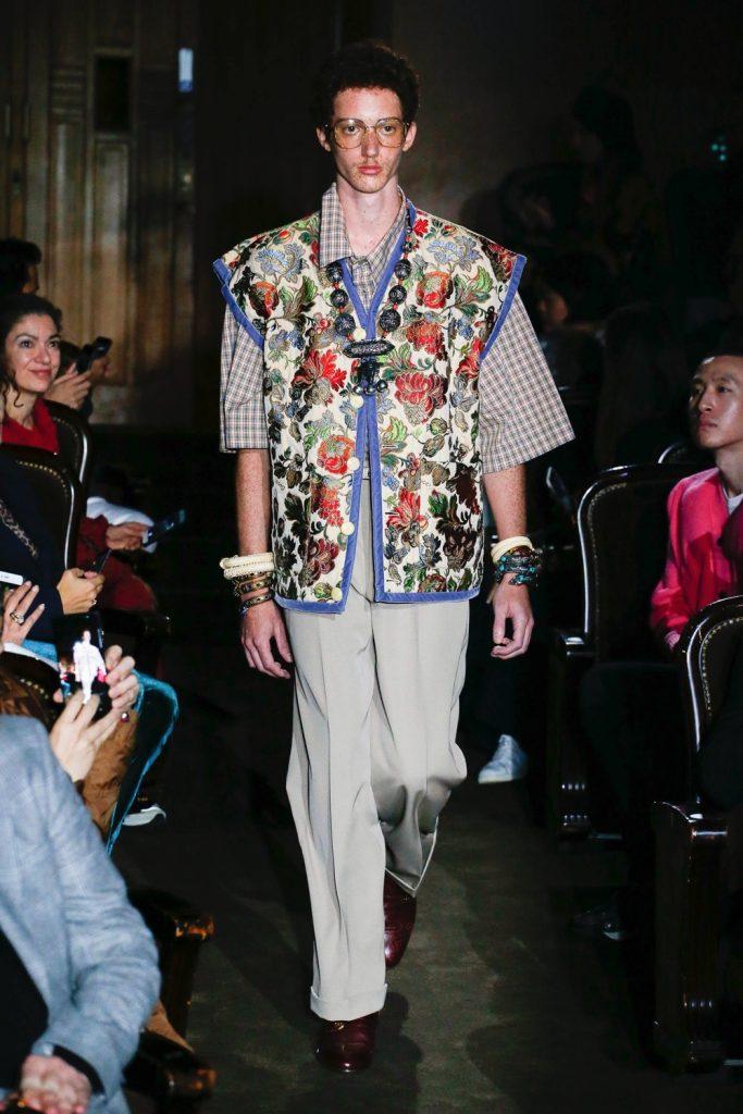 Gucci, Gucci colecția primăvară 2019