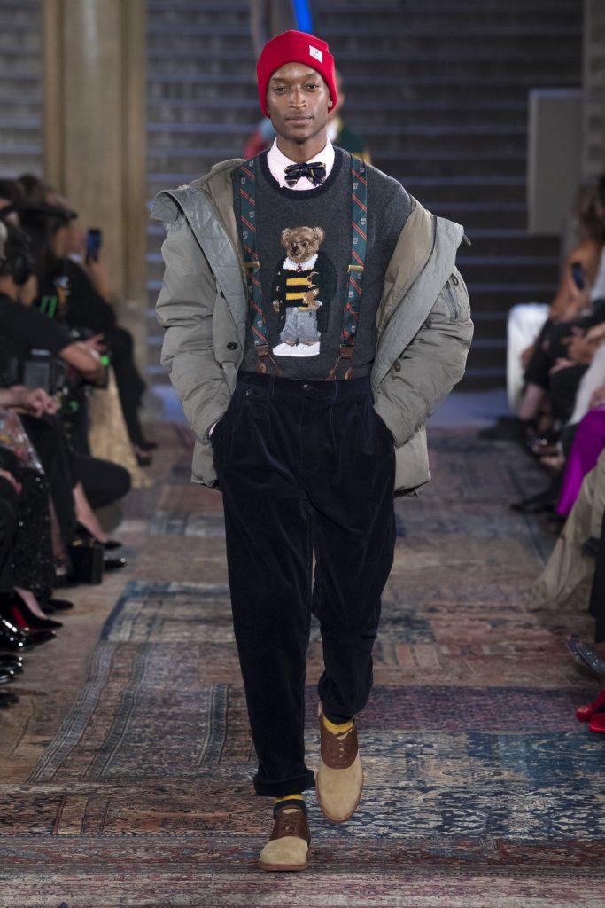Ralph Lauren, Ralph Lauren colecția primăvară 2019