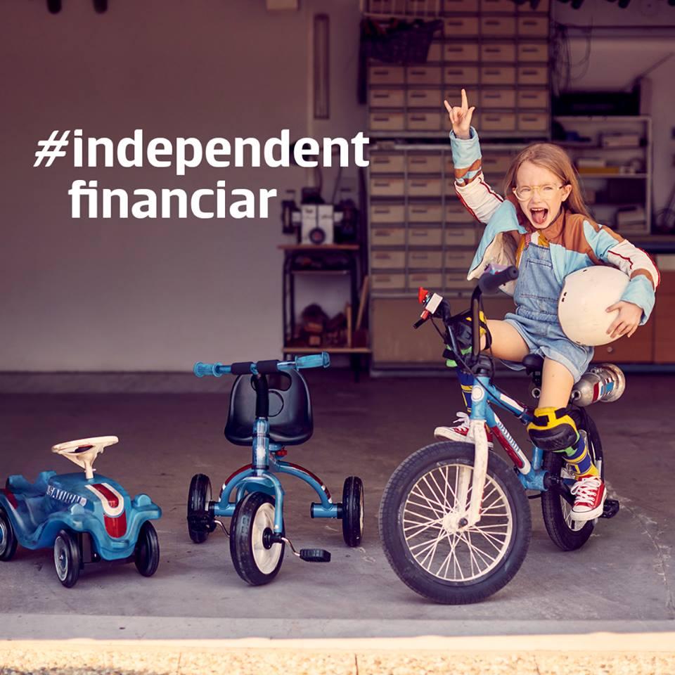 independent financiar, 6 pași pentru a deveni independent financiar