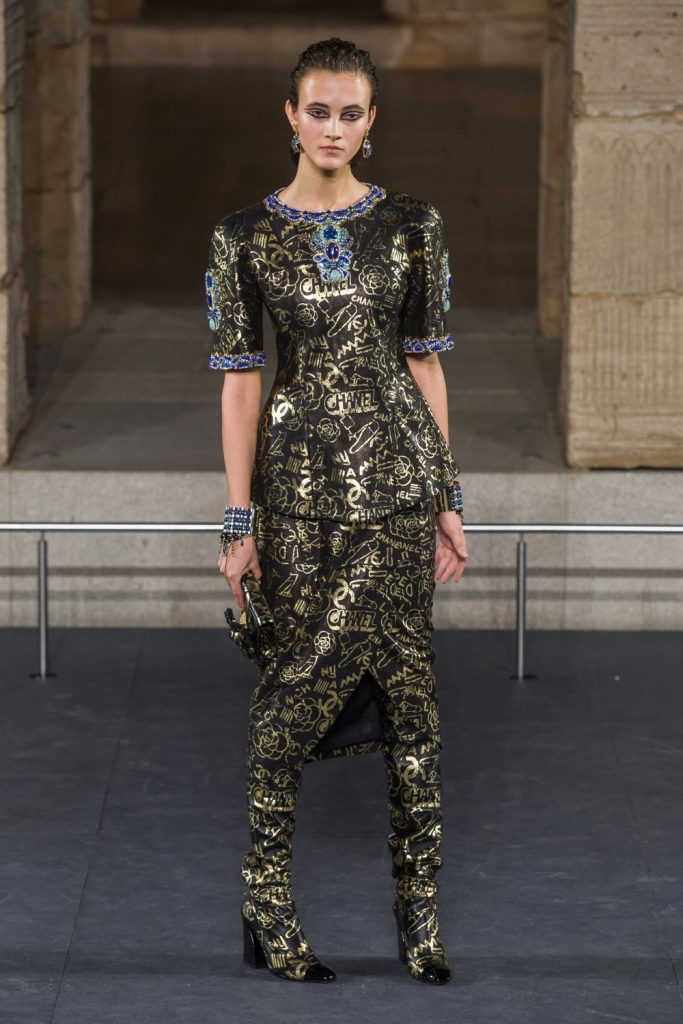 Chanel, Chanel pre-fall 2019 collection