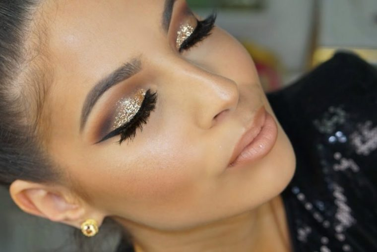 make-up glam