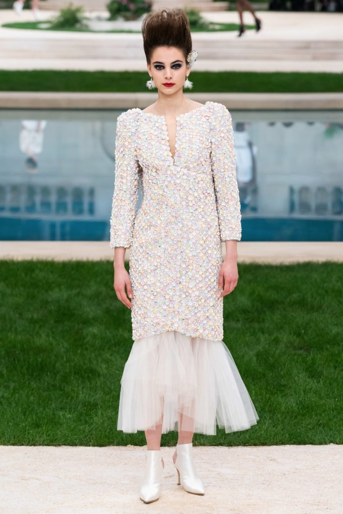 Chanel, Chanel Spring 2019 Couture