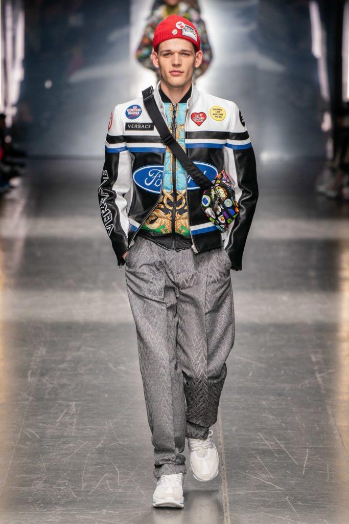 Versace 2019 Menswear Collection Glam News Magazine