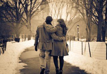 călătorie romantică