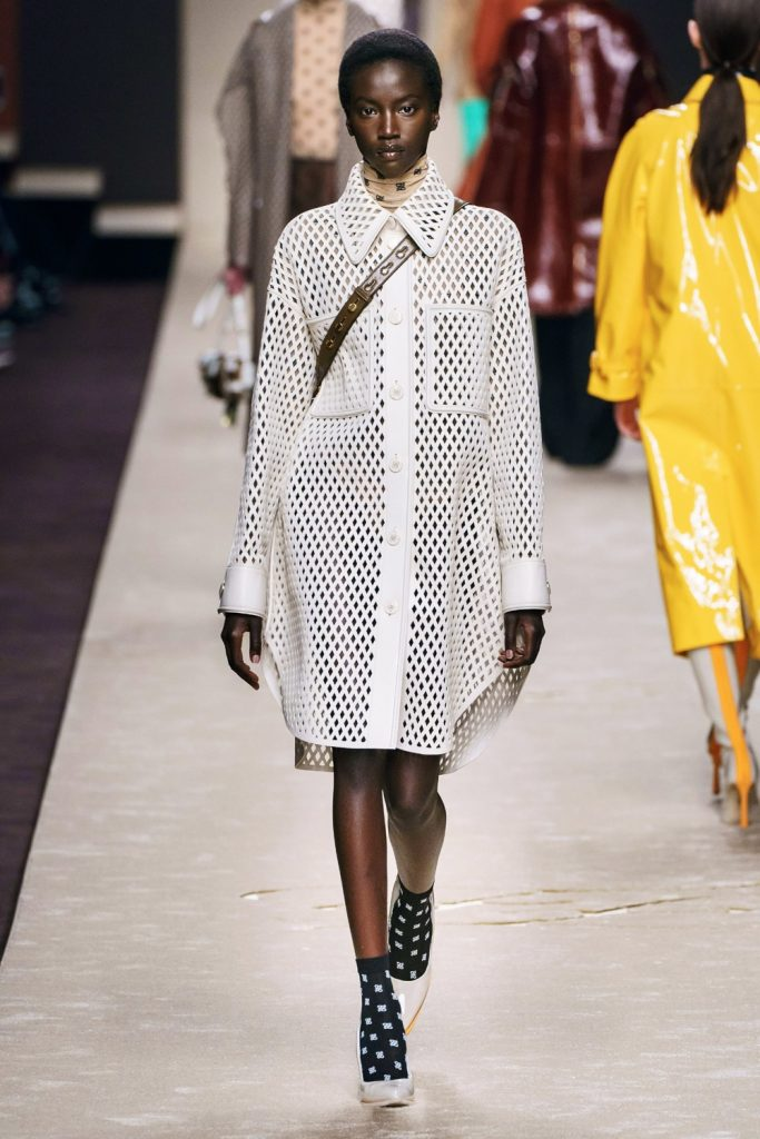 Fendi, Fendi Ready-to-Wear toamnă 2019