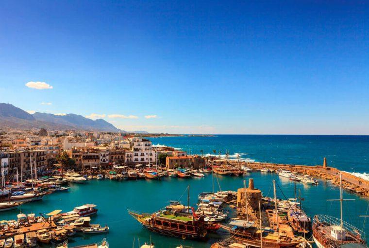 Kyrenia, Kyrenia, Cipru – o destinație cu peste 300 de zile cu soare pe an
