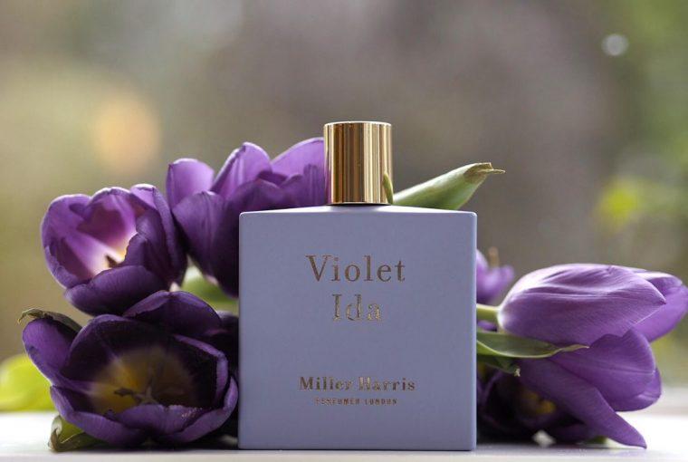 violeta, Cele mai bune parfumuri cu VIOLETĂ