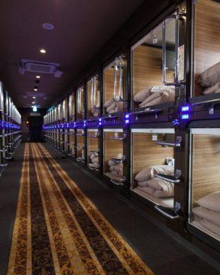 hoteluri de capsule