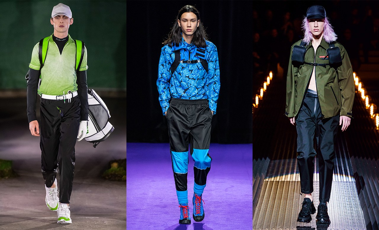 bărbați, Ultimele tendințe pentru bărbați în materie de modă ale sezonului toamnă/iarnă 2019-2020