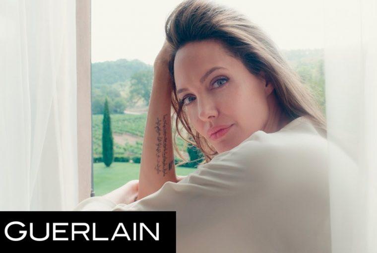 Jolie, Angelina Jolie și Guerlain, colaborare de la beauty la… apicultură