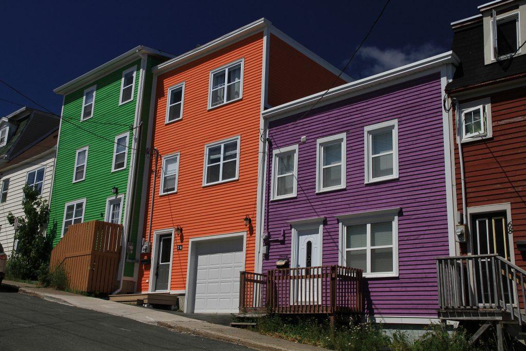 străzi colorate, 13 dintre cele mai colorate străzi din lume
