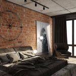 stil industrial, Stil industrial în amenajări interioare surprinzătoare (galerie foto)
