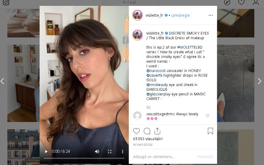 makeup artiști, Top 7 cei mai apreciați makeup artiști, pe care sa-i urmărești pe Instagram
