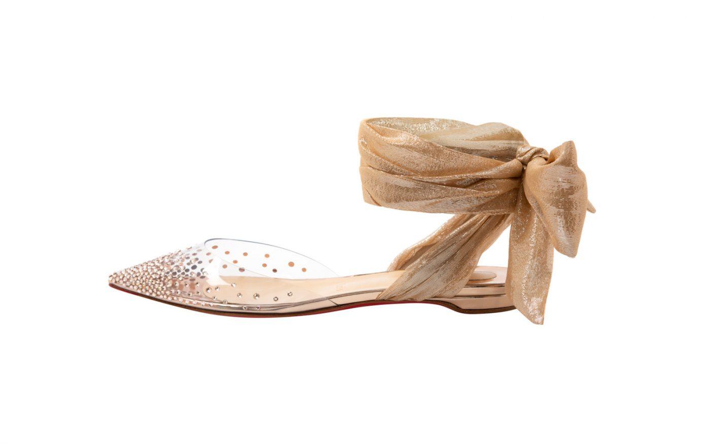 """, Christian Louboutin a proiectat tocuri de basm inspirate din Baletul """"Frumoasa din pădurea adormită"""""""