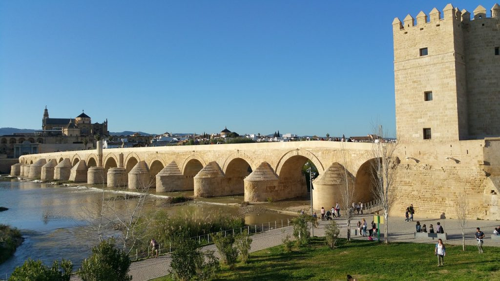 podul roman cordoba