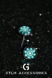 Mandala ELECTRIC BLUE