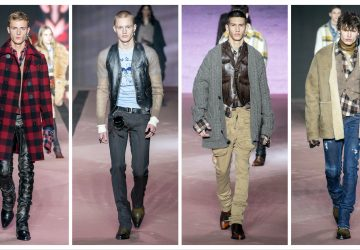 Dsquared2 2020 Menswear Collection profil