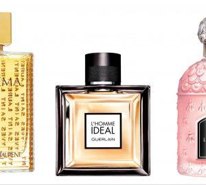 parfumuri cu migdale prrofil