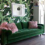 design interior verde