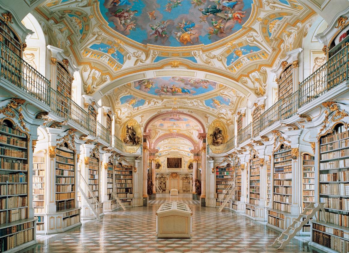 Biblioteca Adbey Abbey