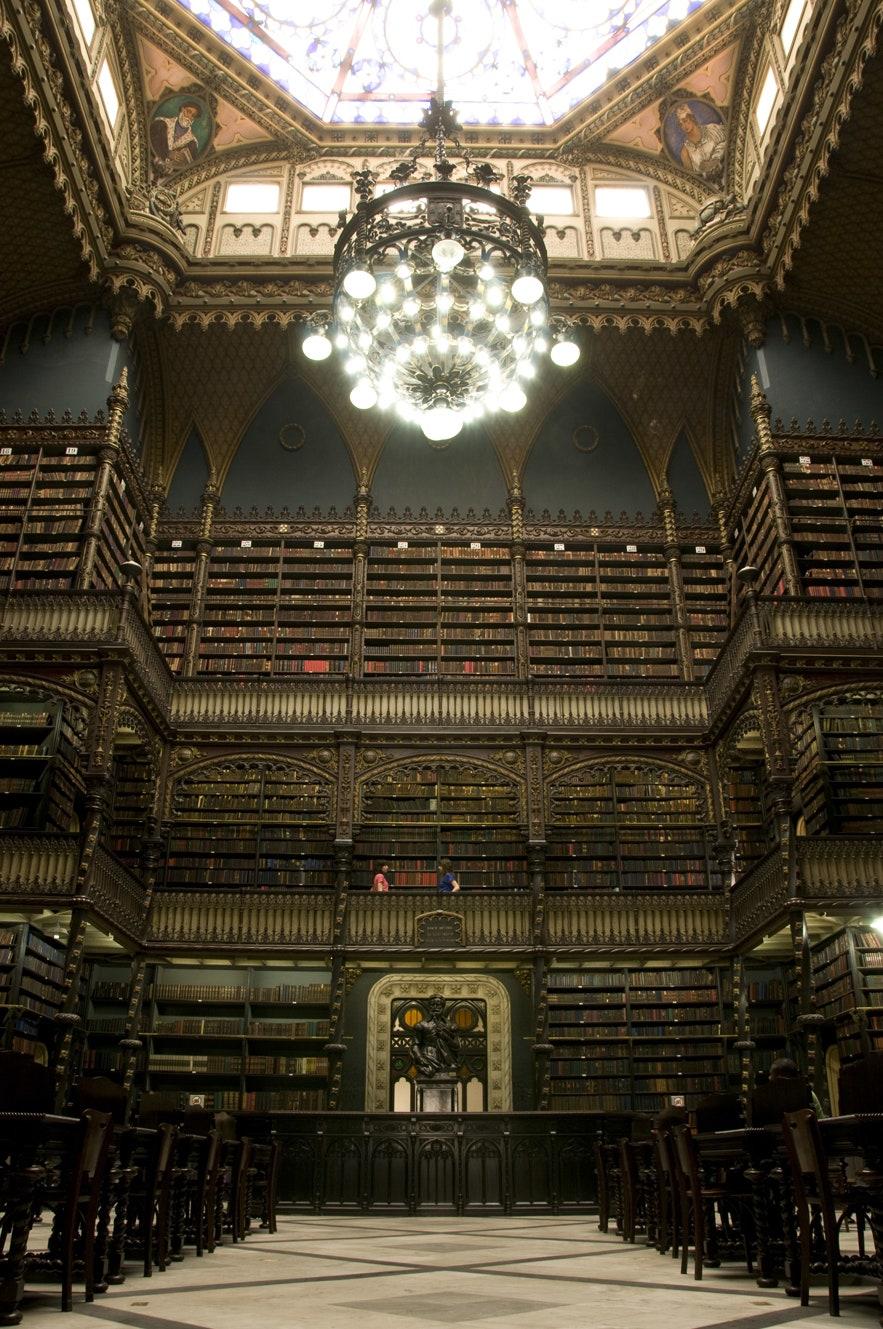Biblioteca din Rio de Janeiro