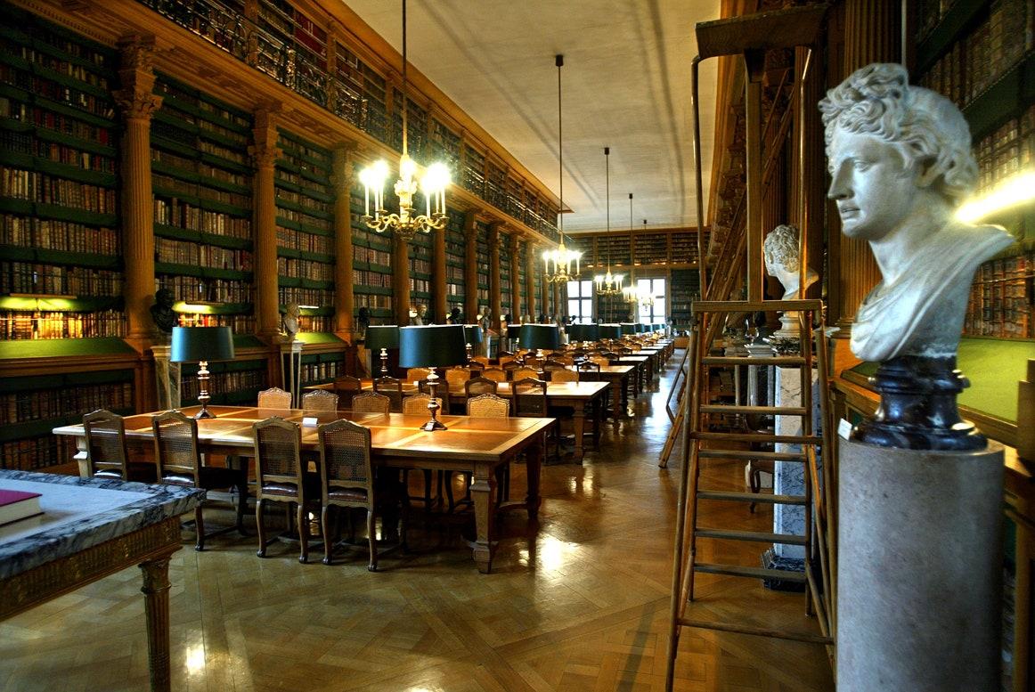Biblioteca Mazarine din Paris