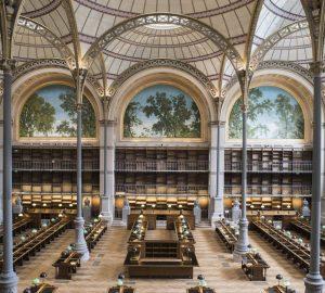 Biblioteca Richelieu din Paris