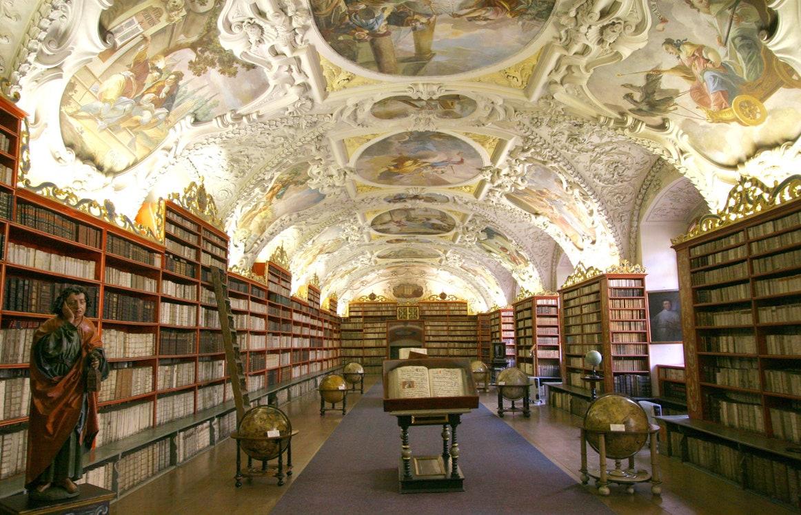 Biblioteca mănăstirii Strahov