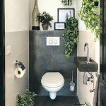 spațiul de deasupra toaletei