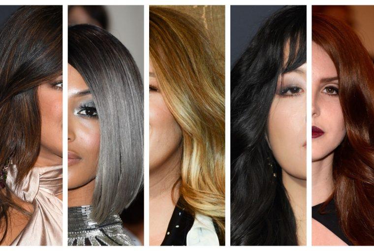 culori de păr 2020