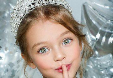 copii din lumea modelingului