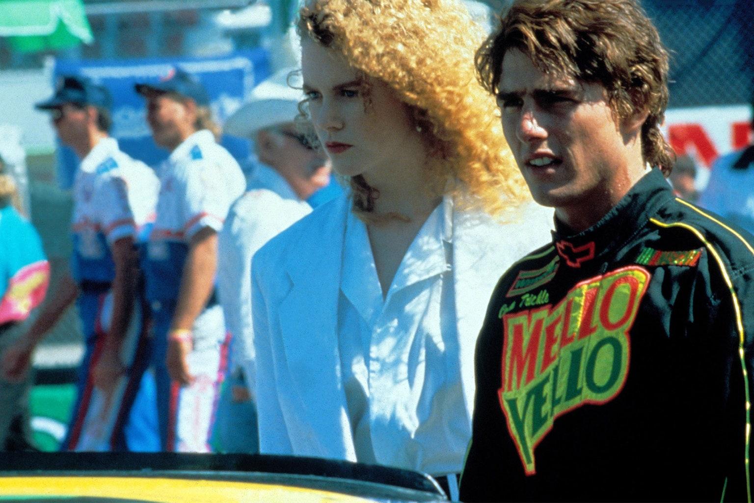 Nicole Kidman și Tom Cruise