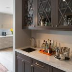 dulapuri de bucătărie cu uși din sticlă