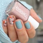 modele de unghii de primăvară