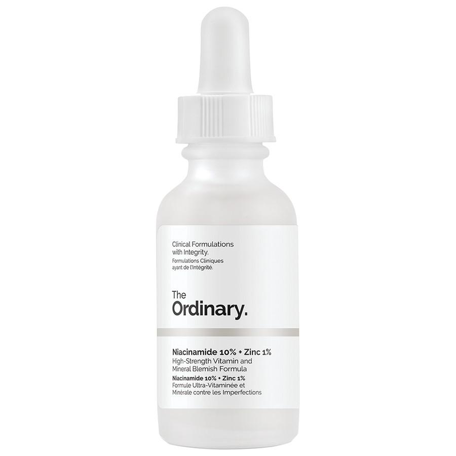 Niacinamida The Ordinary 10% + Zinc 1%