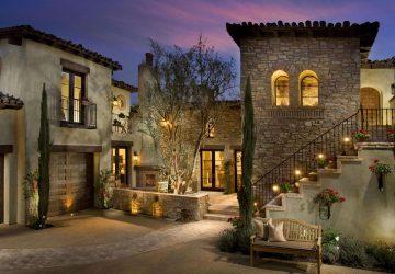 arhitectura în stil toscan